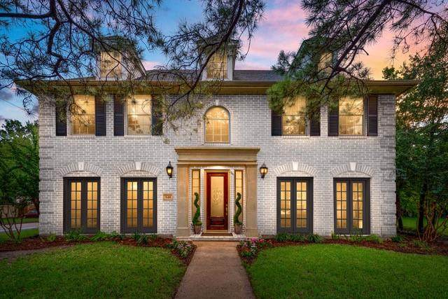 548 Cascade Street, Bellaire, TX 77401 (MLS #89810446) :: The Bly Team
