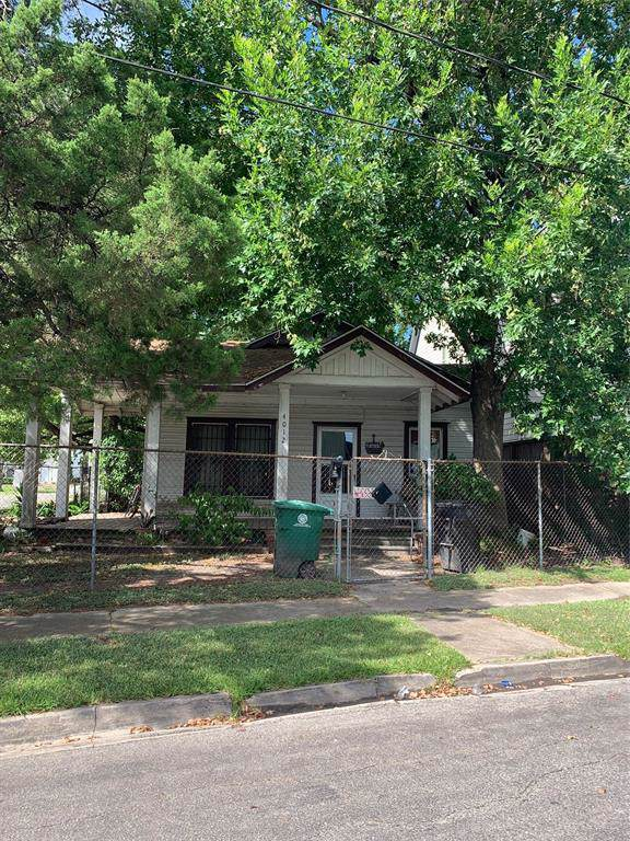 4012 Walker, Houston, TX 77023 (MLS #8988790) :: The Heyl Group at Keller Williams