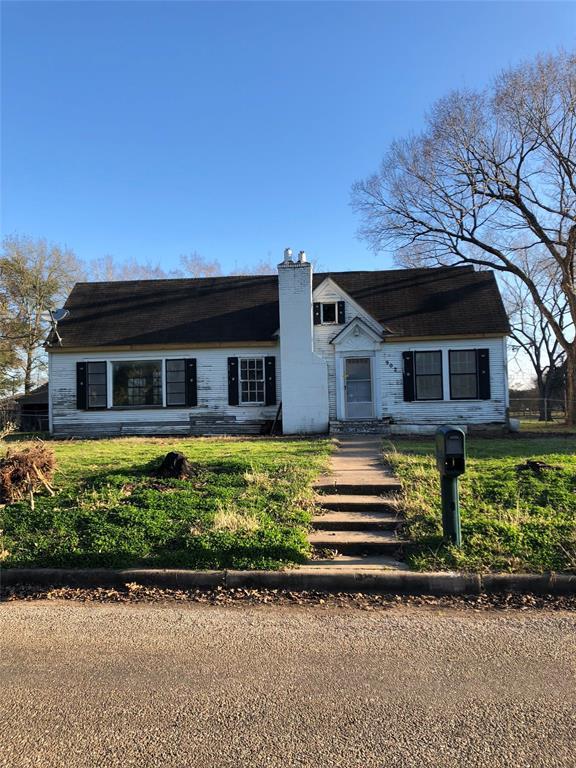 902 E Burnett Street, Calvert, TX 77837 (MLS #90086589) :: Caskey Realty