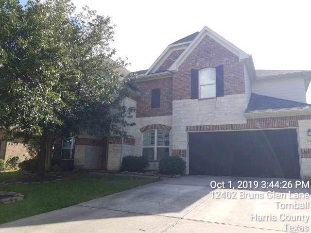 12411 Bruns Glen Lane, Tomball, TX 77377 (MLS #90576469) :: The Parodi Team at Realty Associates