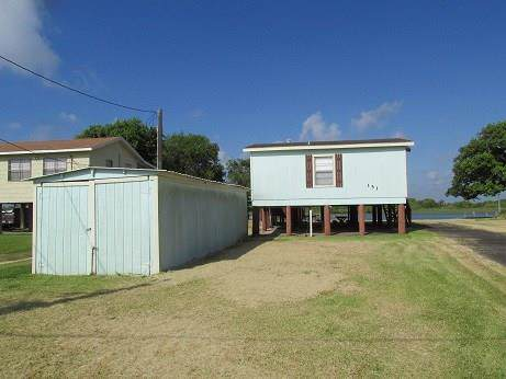 151 County Road 616 Seagull, Sargent, TX 77414 (MLS #90631200) :: The SOLD by George Team