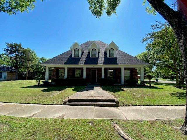 307 Mckinney, Mexia, TX 76667 (MLS #90672997) :: The Bly Team
