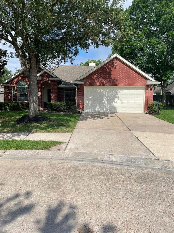6607 Mariner Square Court, Richmond, TX 77407 (MLS #90679080) :: Homemax Properties