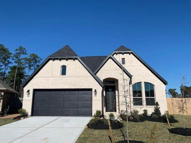 2715 Hidden Hollow Lane, Conroe, TX 77385 (MLS #90726119) :: NewHomePrograms.com