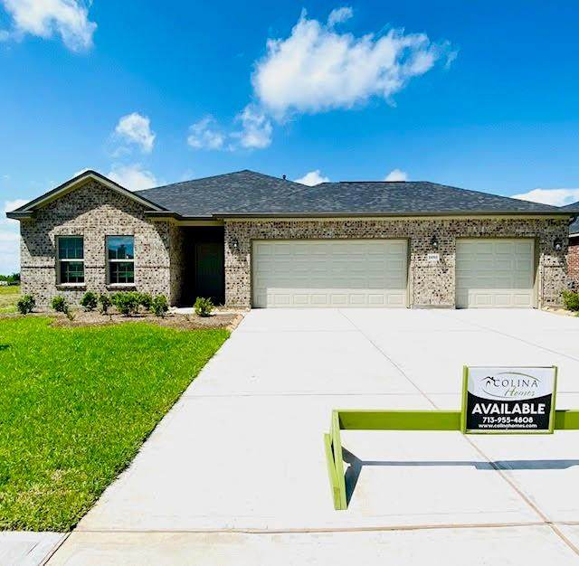 11010 Rison Street, Texas City, TX 77591 (MLS #90791586) :: The SOLD by George Team