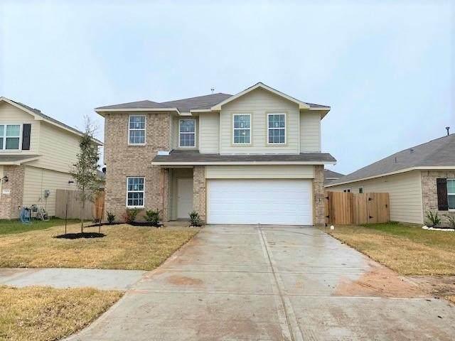 3423 Riverside Glen Lane, Richmond, TX 77469 (MLS #90937853) :: The Bly Team