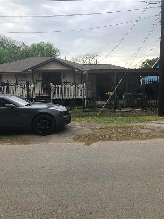 810 Nueces Street, Houston, TX 77012 (MLS #90941717) :: Lerner Realty Solutions