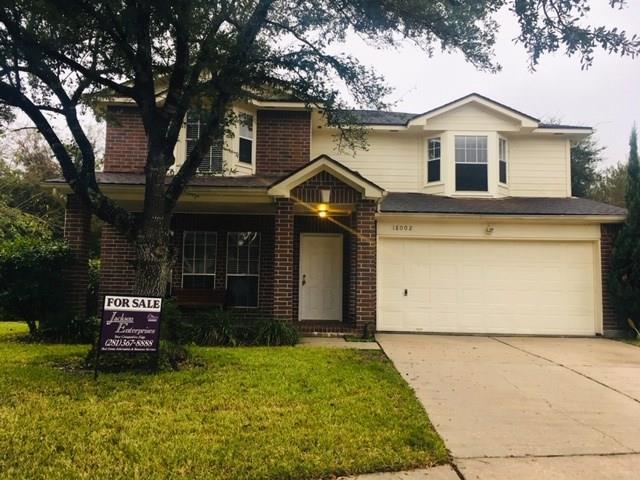 18002 Kirk Forest Court, Humble, TX 77346 (MLS #90986822) :: The Parodi Team at Realty Associates