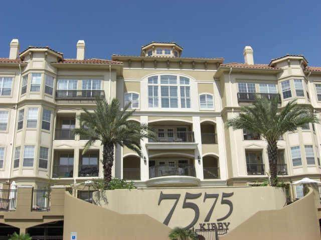 7575 Kirby Drive #3307, Houston, TX 77030 (MLS #91019264) :: The SOLD by George Team