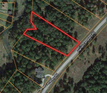 TBD (Lot 8) Harrell Cemetery Road, Coldspring, TX 77331 (MLS #91020861) :: The Freund Group