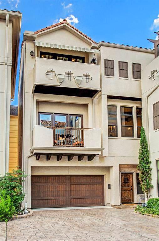 715 Malone Street, Houston, TX 77007 (MLS #91037687) :: Caskey Realty