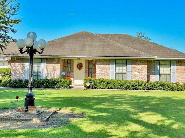 608 Lone Star Trail, Angleton, TX 77515 (MLS #91070484) :: The SOLD by George Team