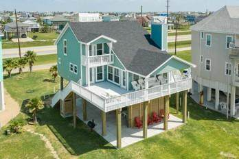 23009 Gulf Drive, Galveston, TX 77554 (MLS #91172332) :: The Home Branch