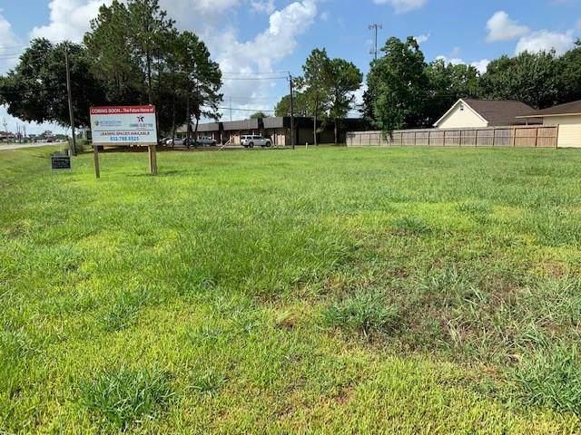 1101 Long Drive, Richmond, TX 77469 (MLS #91328321) :: Green Residential