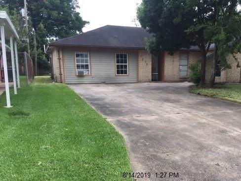 7219 Meadowlark Lane, Texas City, TX 77591 (MLS #91365170) :: The Heyl Group at Keller Williams