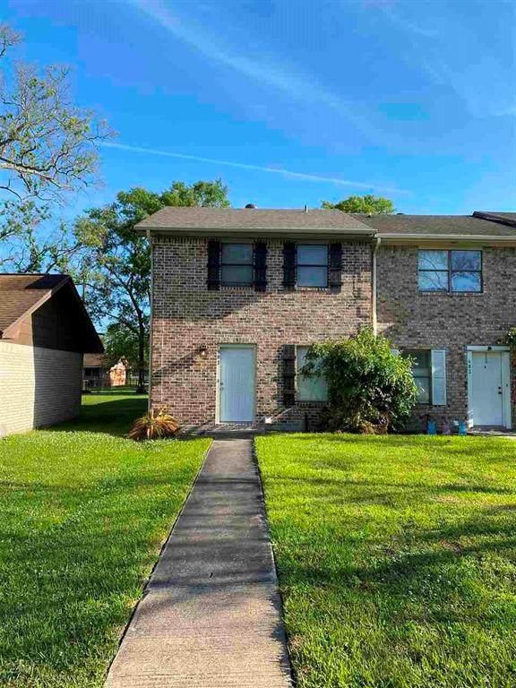 481 Moore Drive, Vidor, TX 77662 (MLS #91500118) :: Ellison Real Estate Team