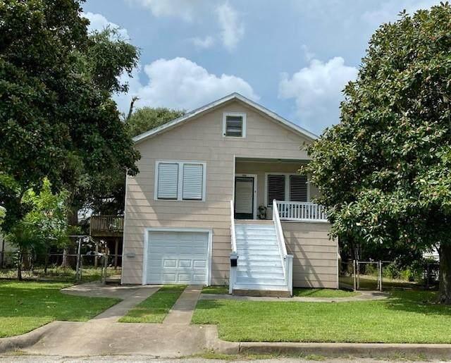 5406 Avenue P 1/2, Galveston, TX 77551 (MLS #91677543) :: The Wendy Sherman Team