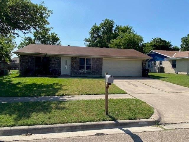 2205 Imperial Drive, Killeen, TX 76541 (MLS #91716605) :: The Queen Team