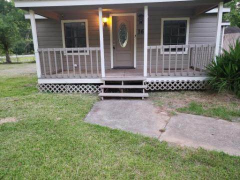 166 Sycamore Street, Richwood, TX 77531 (MLS #91733729) :: The Property Guys