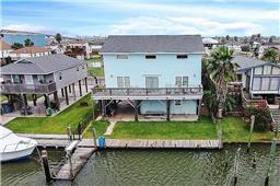 218 Pompano Lane, Surfside Beach, TX 77541 (MLS #91967035) :: The SOLD by George Team