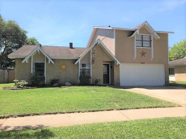 4643 Lochshin Drive, Houston, TX 77084 (MLS #9199078) :: The Jennifer Wauhob Team