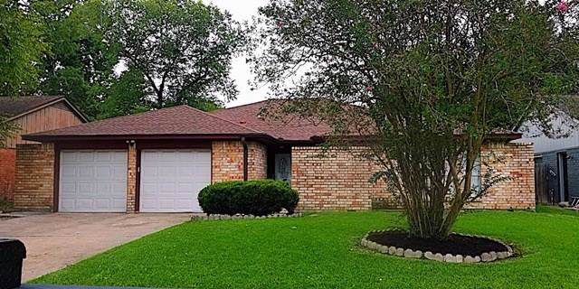 5815 Woodmancote Drive, Humble, TX 77346 (MLS #92022402) :: The Heyl Group at Keller Williams
