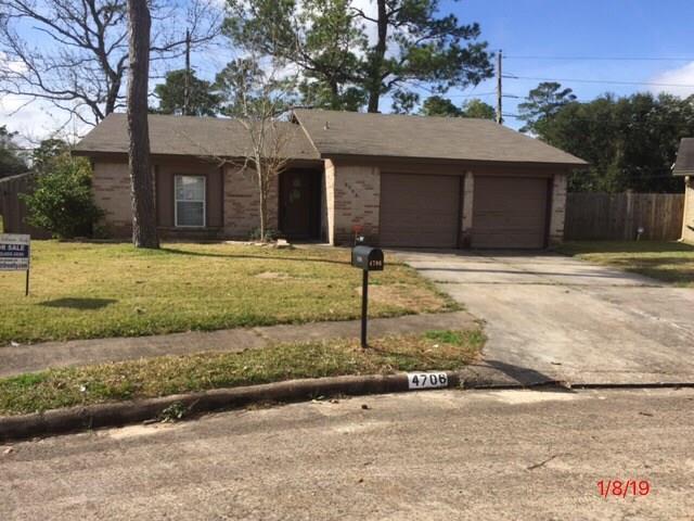 4706 Glendower Drive, Spring, TX 77373 (MLS #92236081) :: Texas Home Shop Realty