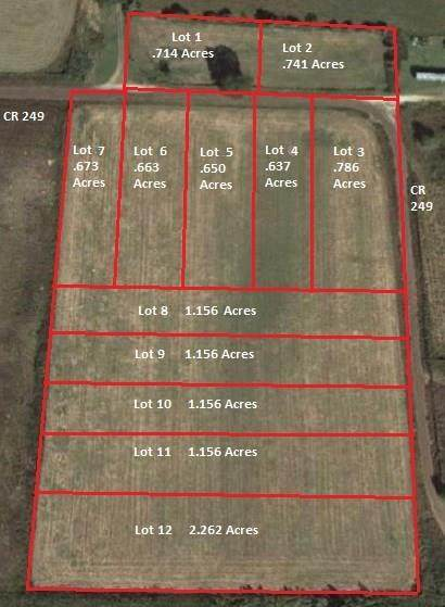 TBD Lot 12 Cr 249, Oakwood, TX 75855 (MLS #92245096) :: The Andrea Curran Team powered by Compass