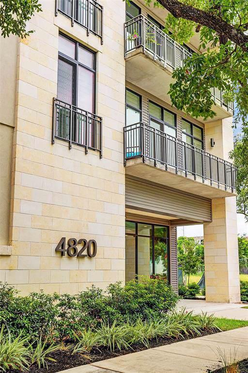4820 Caroline Street #505, Houston, TX 77004 (MLS #92729443) :: The Heyl Group at Keller Williams