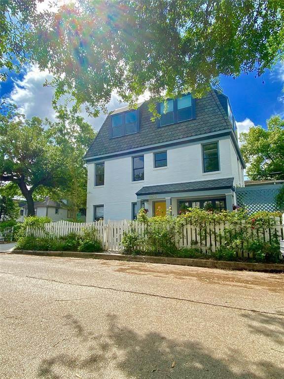 1803 Vassar Street NE, Houston, TX 77098 (MLS #9280373) :: Ellison Real Estate Team