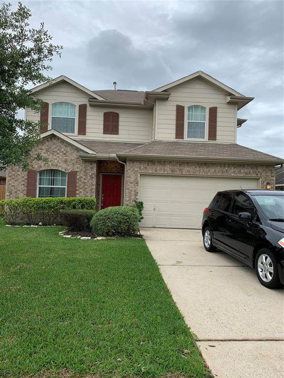 21823 Blossom Grove Lane, Spring, TX 77379 (MLS #92953438) :: Connect Realty