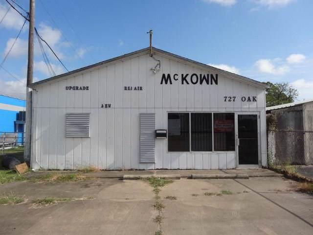 727 Oak Street, La Marque, TX 77568 (MLS #92964528) :: The Parodi Team at Realty Associates