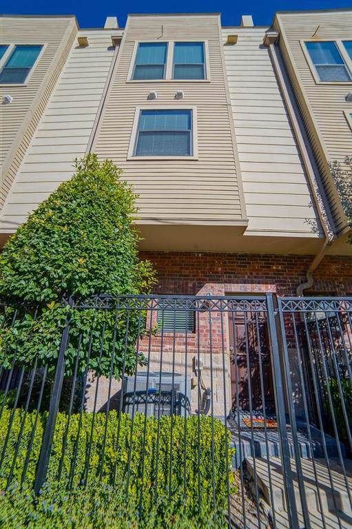 3950 Floyd Street #15, Houston, TX 77007 (MLS #93024223) :: Ellison Real Estate Team