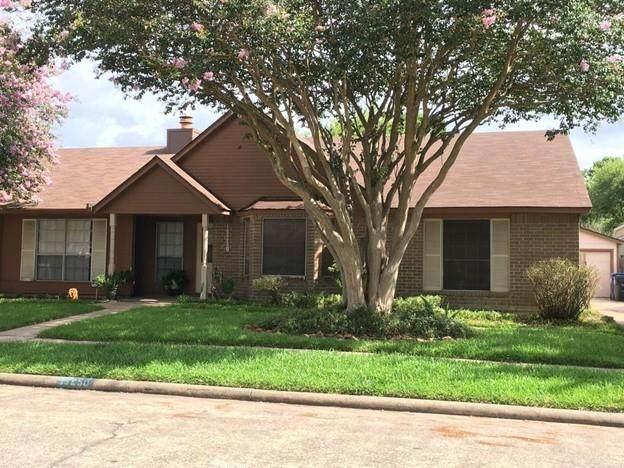 19250 Plantain Drive, Katy, TX 77449 (MLS #93291117) :: Green Residential