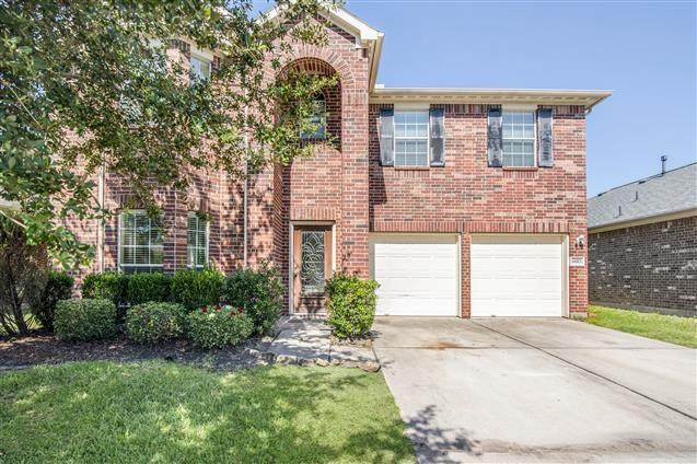 16503 Dover Mills Drive, Spring, TX 77379 (MLS #93468172) :: The Freund Group