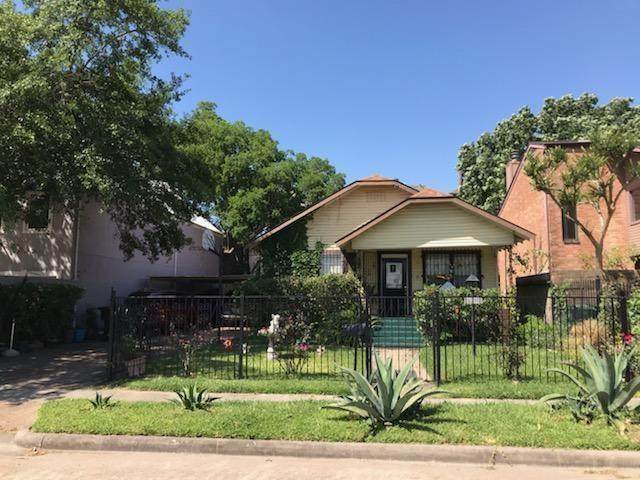 6211 Westcott Street, Houston, TX 77007 (MLS #93482837) :: Texas Home Shop Realty
