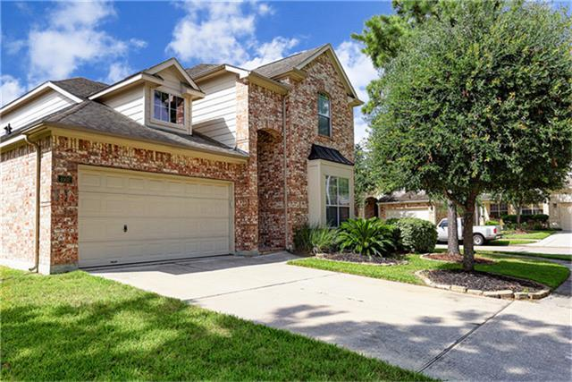 4502 Aspen Leaf Lane, Humble, TX 77396 (MLS #93517005) :: The SOLD by George Team