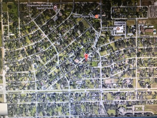 921 N Ringold Street N, Houston, TX 77088 (MLS #93846817) :: The SOLD by George Team