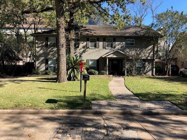 718 Bison Drive, Houston, TX 77079 (MLS #94097336) :: The Property Guys
