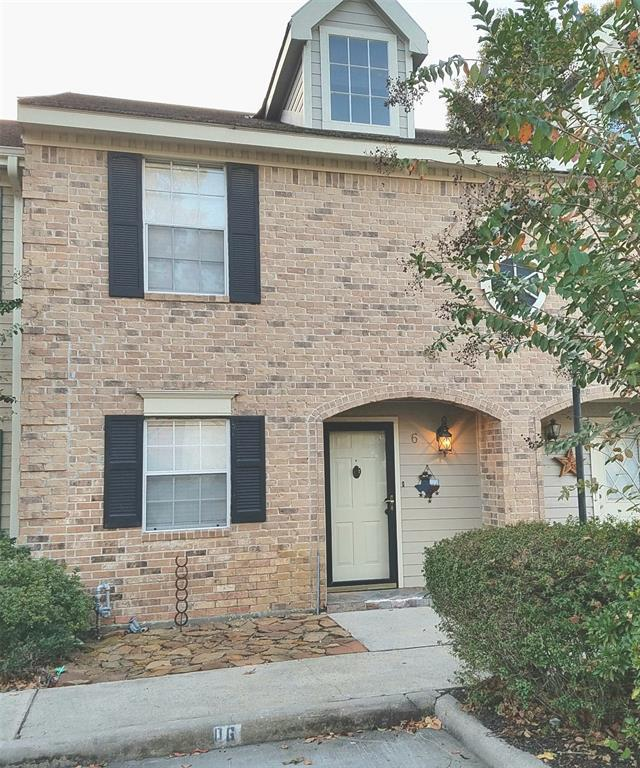 2030 Plantation Drive D6, Conroe, TX 77301 (MLS #94124100) :: Magnolia Realty