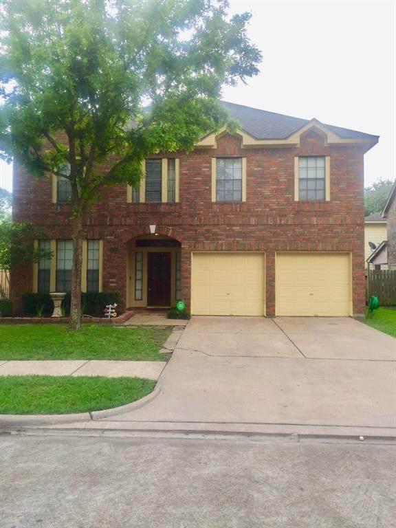 2715 Leroy Street, Pearland, TX 77581 (MLS #94368437) :: Green Residential