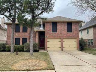 1110 Woodchase Drive, Pearland, TX 77581 (MLS #94422325) :: NewHomePrograms.com