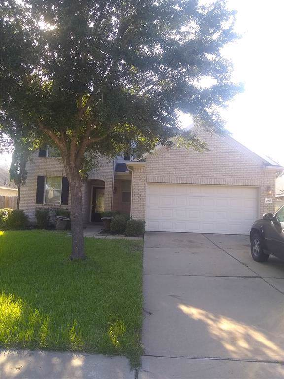 7918 Saragosa Blue Ln Lane, Richmond, TX 77407 (MLS #94787411) :: The Freund Group