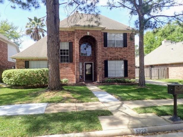 5727 Malcomboro Drive, Houston, TX 77041 (MLS #94863816) :: Oscar Fine Properties