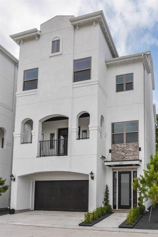 635 Mazal Street, Houston, TX 77009 (MLS #94900984) :: Ellison Real Estate Team