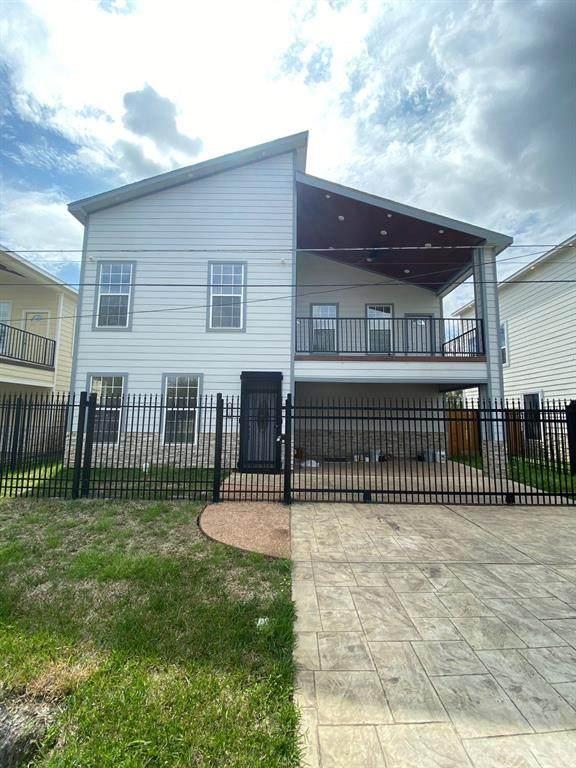 8126 Eastover Street, Houston, TX 77028 (MLS #94951590) :: Bay Area Elite Properties
