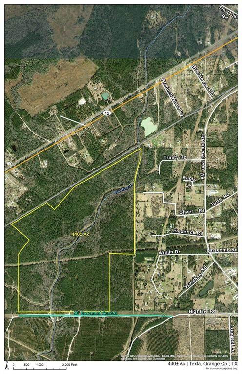 0 Creekwood Street, Mauriceville, TX 77662 (MLS #95028259) :: Lerner Realty Solutions
