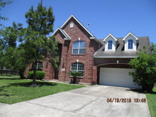 13811 Hollow Canyon Lane, Rosharon, TX 77583 (MLS #95045415) :: The Bly Team