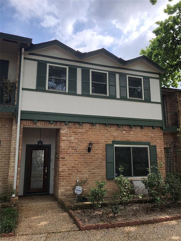 626 N Eldridge Parkway #13, Houston, TX 77079 (MLS #95107252) :: Oscar Fine Properties