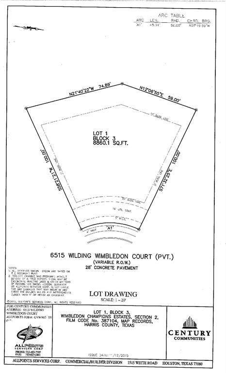 6515 Wilding Wimbledon Court, Spring, TX 77379 (MLS #95133633) :: My BCS Home Real Estate Group